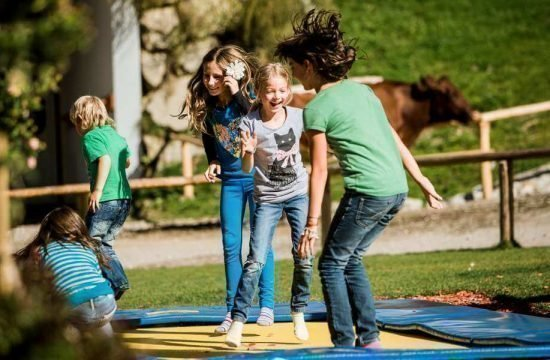 Children holiday in South Tyrol