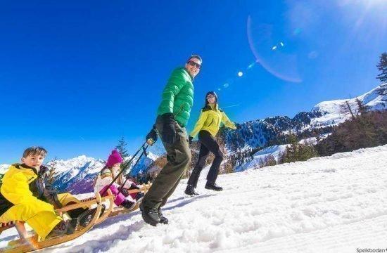 Ski holiday Ahrn Valley