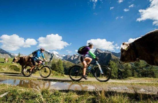 Sommerurlaub Ahrntal Südtirol