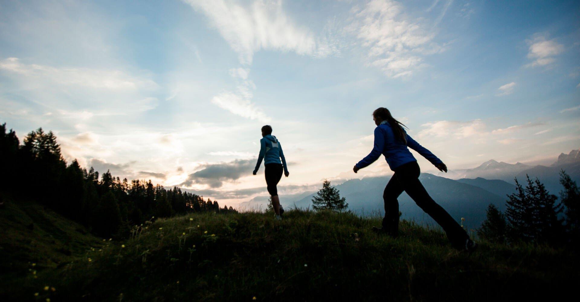 Wandern im Ahrntal